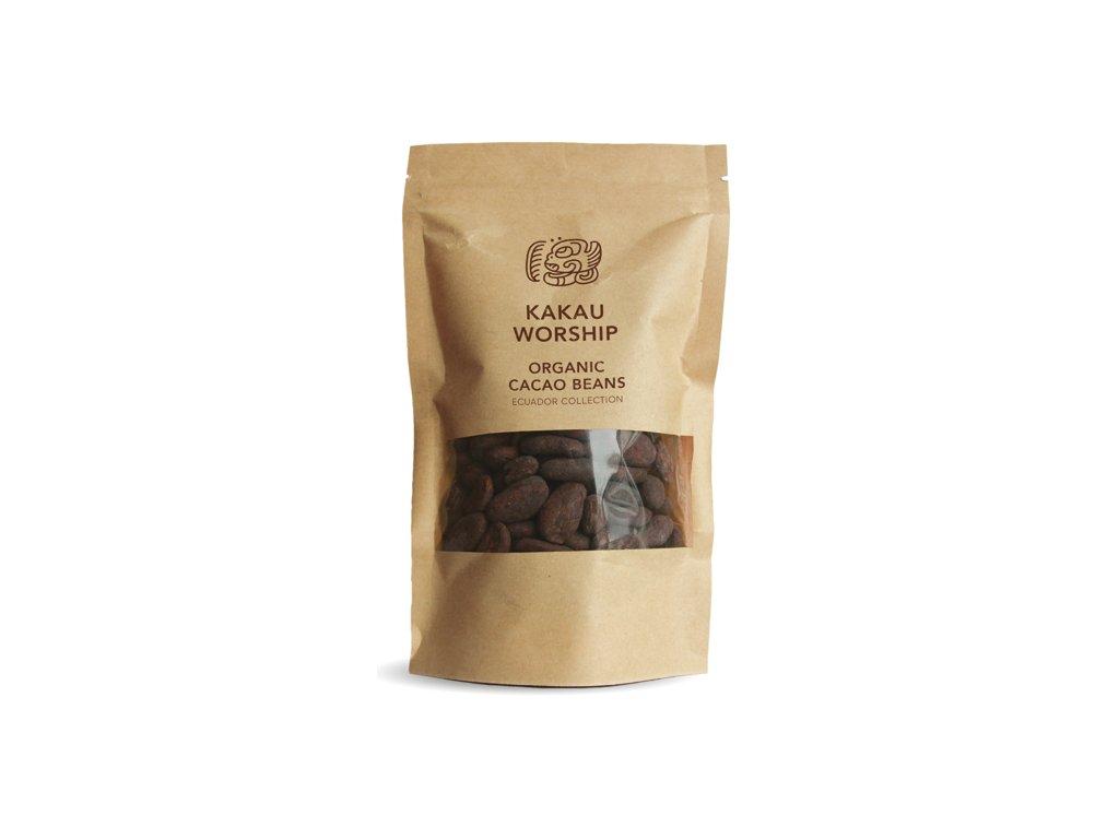 Kakau BIO kavove boby odrudy Criollo GreekMarket