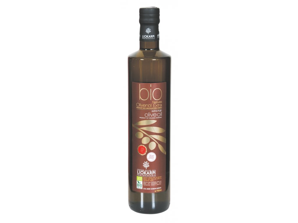 Liokarpi BIO 750ml Greek Market