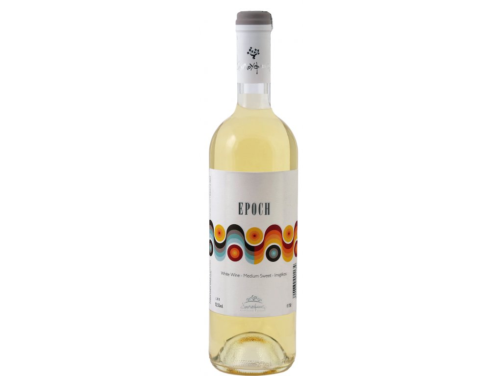 Bile polosladke vino Epoch Douloufakis Greek Market
