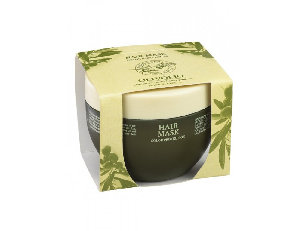 olivolio classic hair mask color a15 lay
