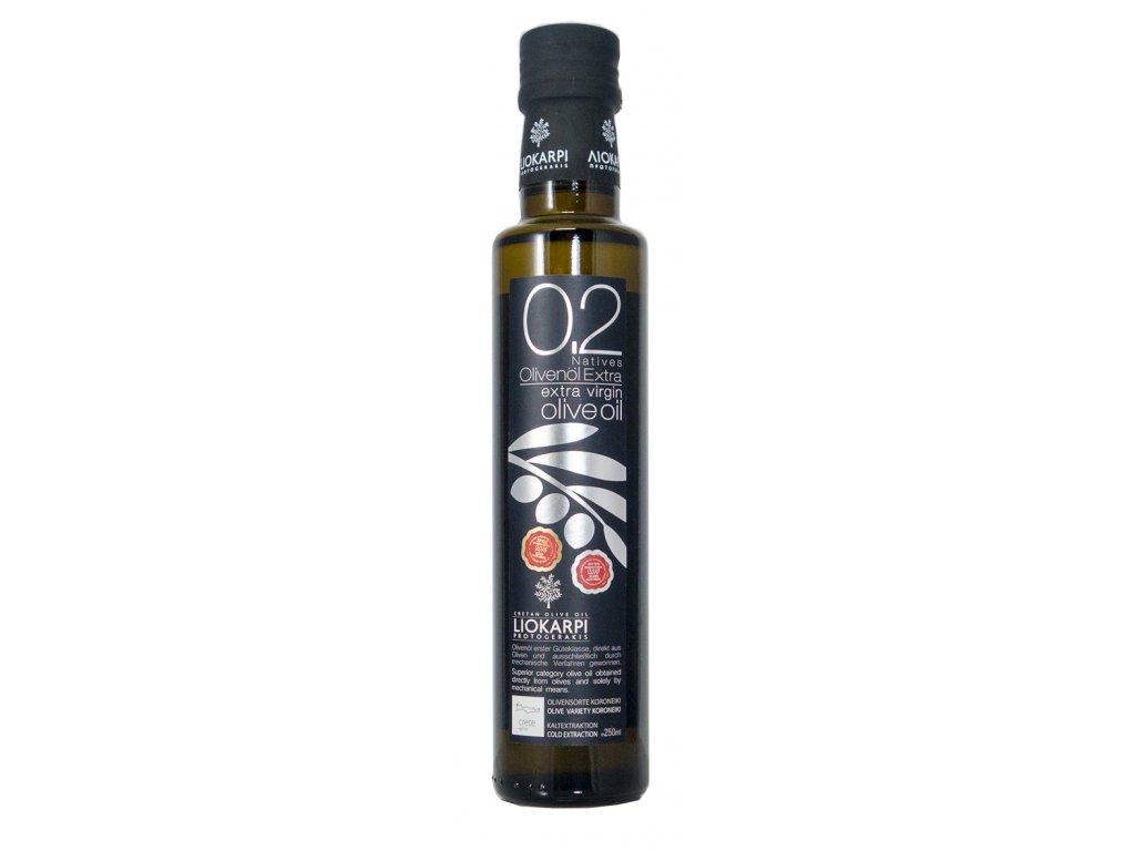 Liokarpi 0,2 250ml EVOO Greek Market