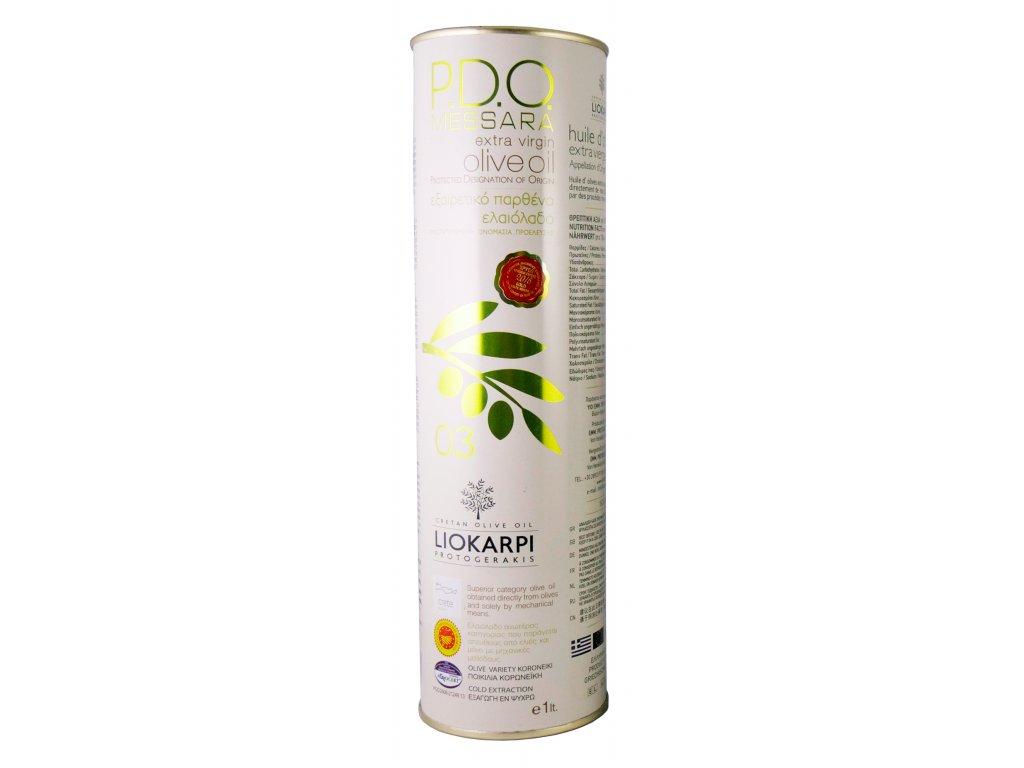 Liokarpi extra panensky olivovy olej 0,2 Greek Market