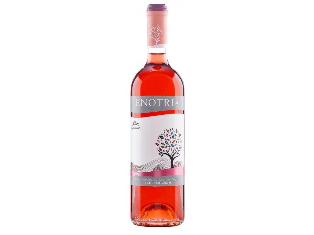 Entoria ruzove suche vino z Krety Douloufakis Greek market