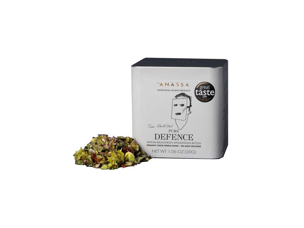 Bylinkový čaj Pure defence 30gr ANASSA