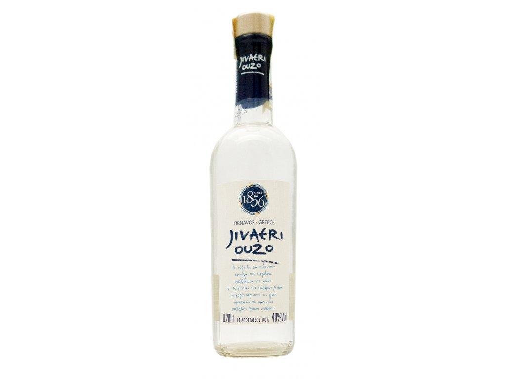 Ouzo Jivaeri 200ml Katsaros Destillery