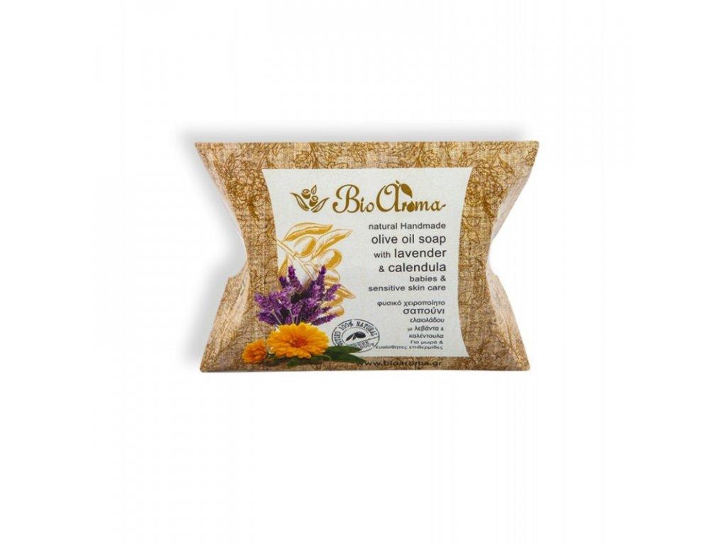 100 natural soap for babies sensitive skin 100gr
