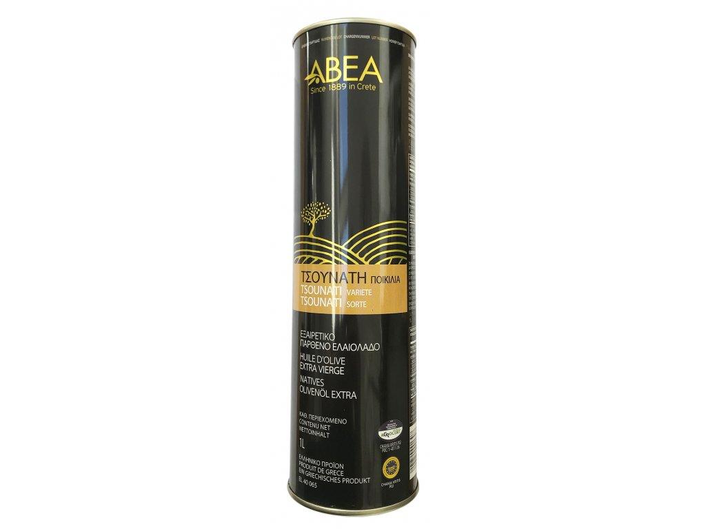 Abea extra panensky olivovy olej Tsounati 1l GreekMarket
