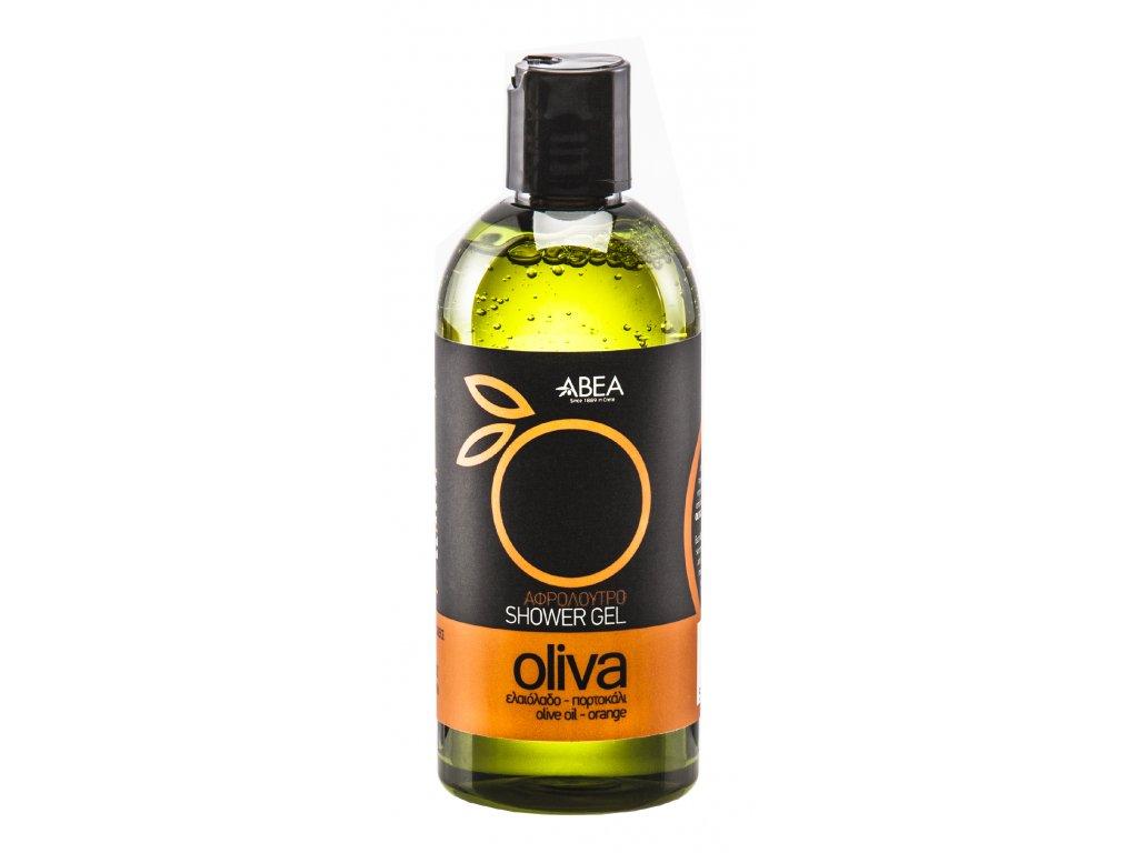 Oliva shower gel pomeranc abea