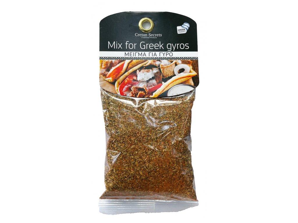 Mix koreni gyros CS