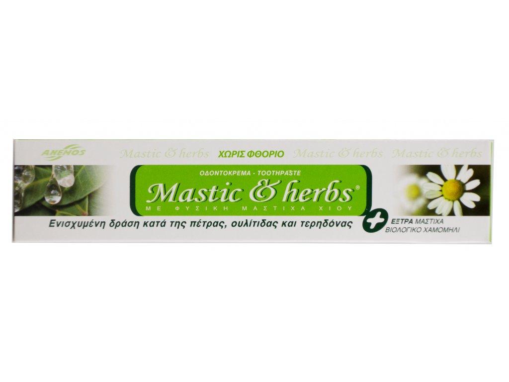 Zubni pasta hermanek MastichHerbs