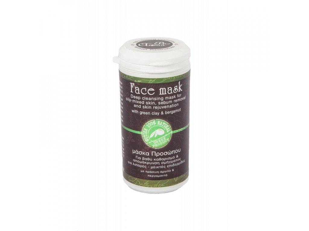 face mask for oily skin 40ml
