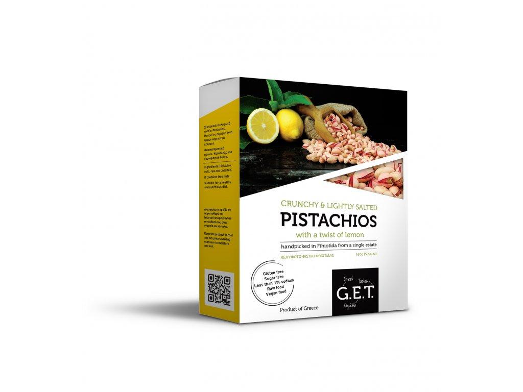 pistachios box lemon