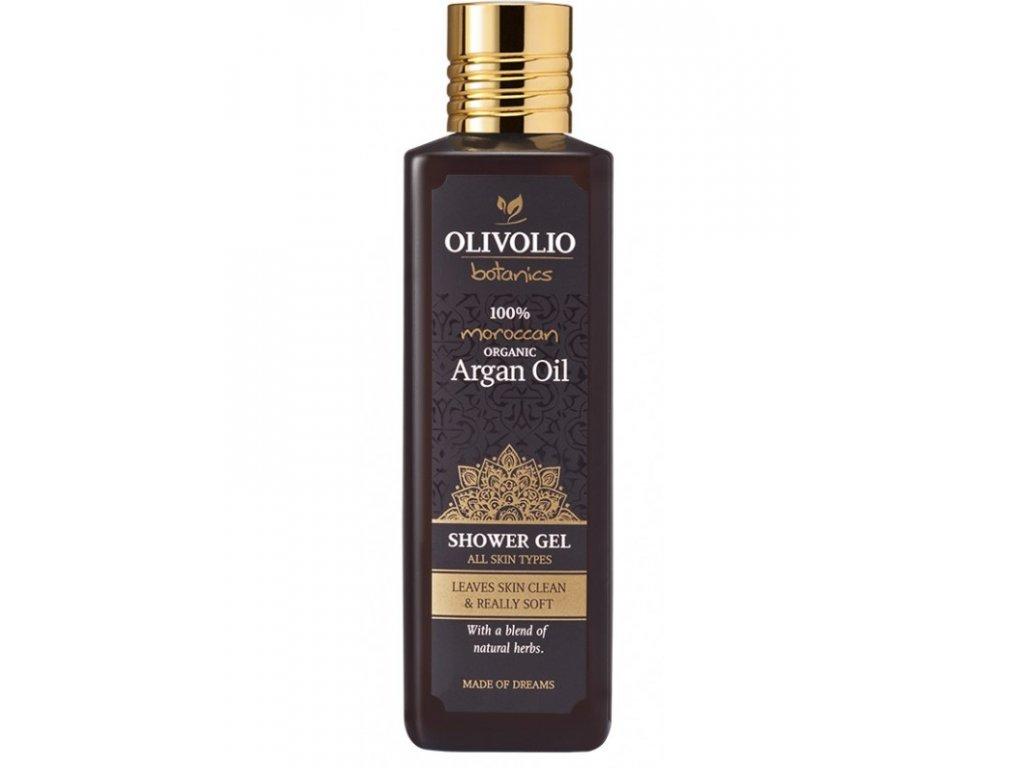 olivolio argan oil shower gel packshot a16 rgb