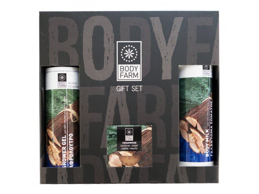 Body farm giftbox cedr