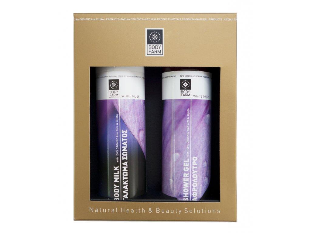 Body farm giftbox whitemusk