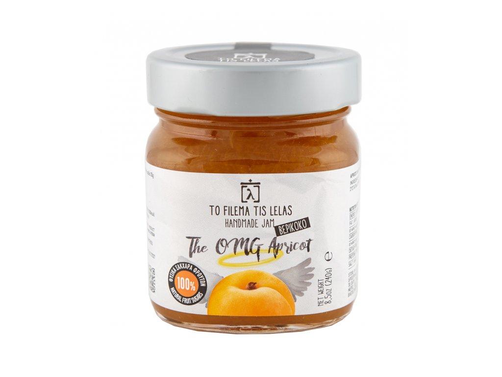To filame tis Lelas merunkova marmelada bez cukru GreekMarket
