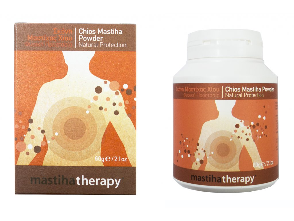 Masticha therapy