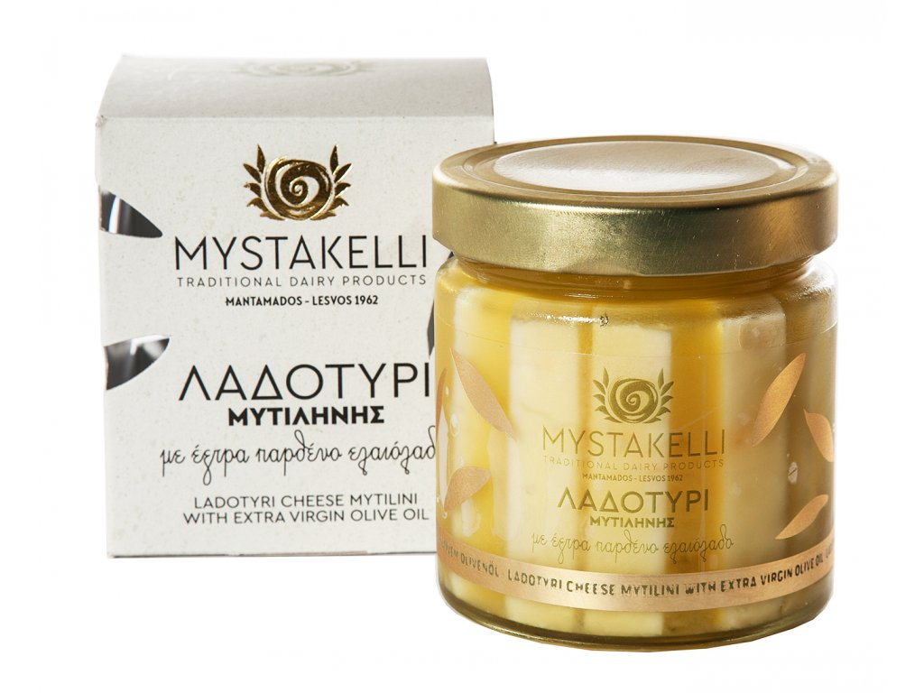 Ladotyri ve skle 410g Mystakelli Greek Market