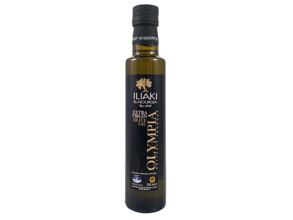 Olympia extra panensky olivovy olej 250ml Greek Market