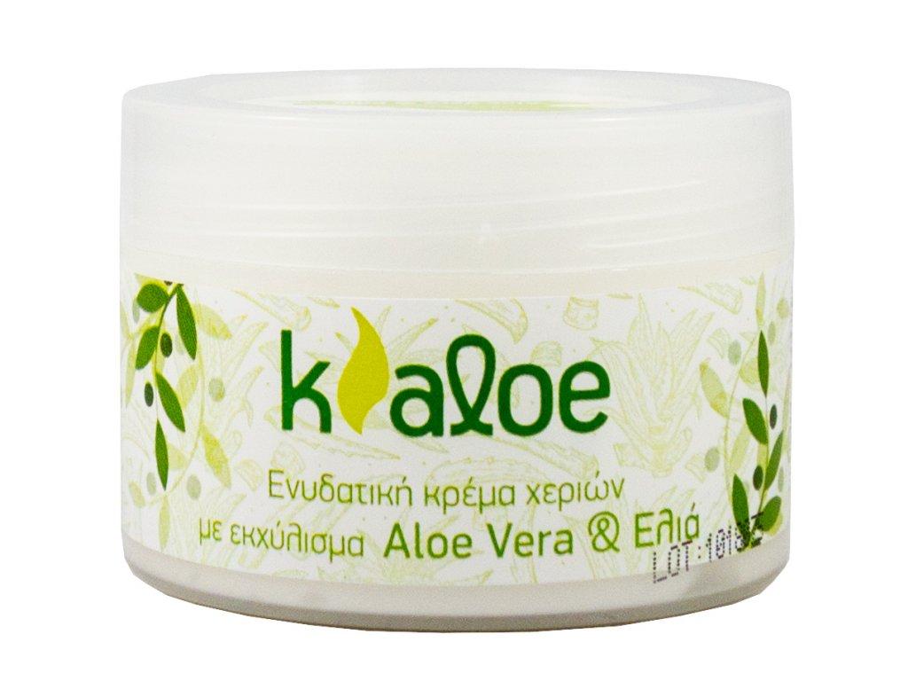 Kaloe krem na ruce s Aloe Vera Greek Market