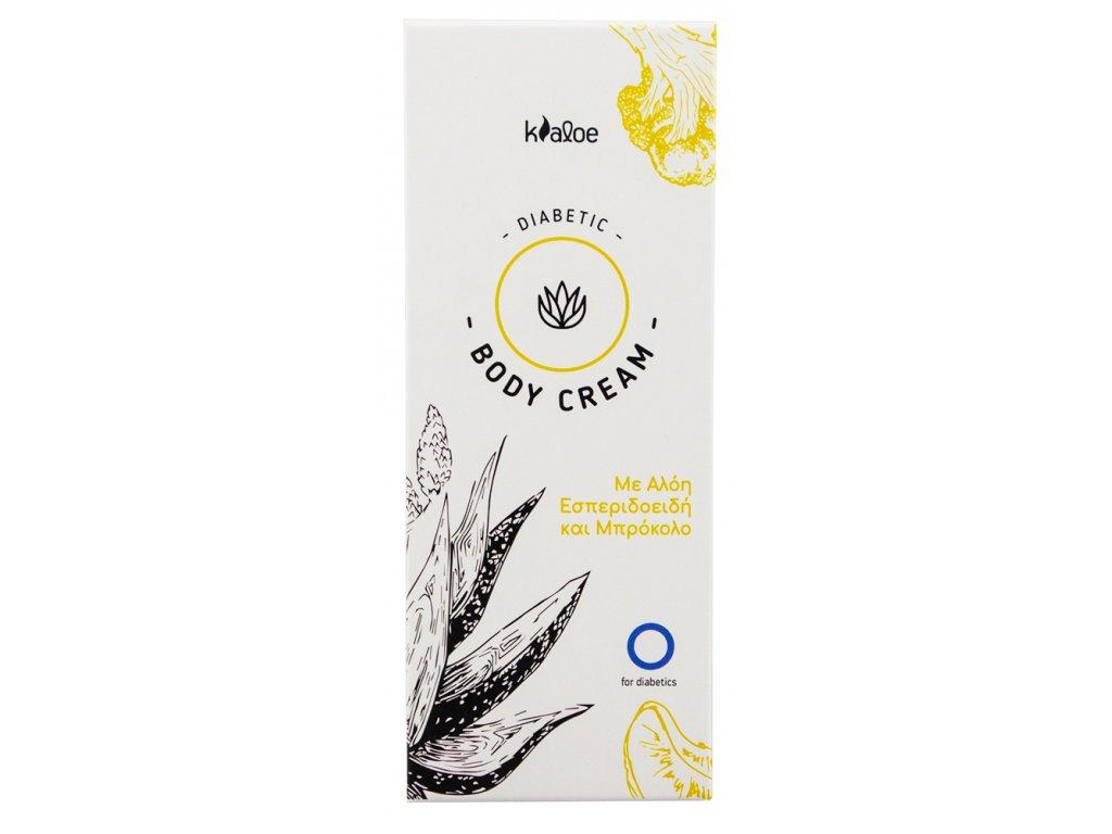 Kaloe telove mleko Diabetic s vytazkem z Aloe vera 150ml