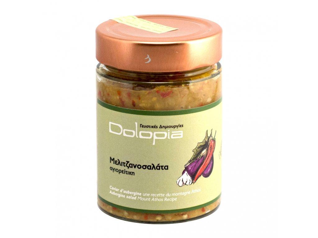 Dolopia lilkova pomazanka podle receptu z Athosu Greek Market