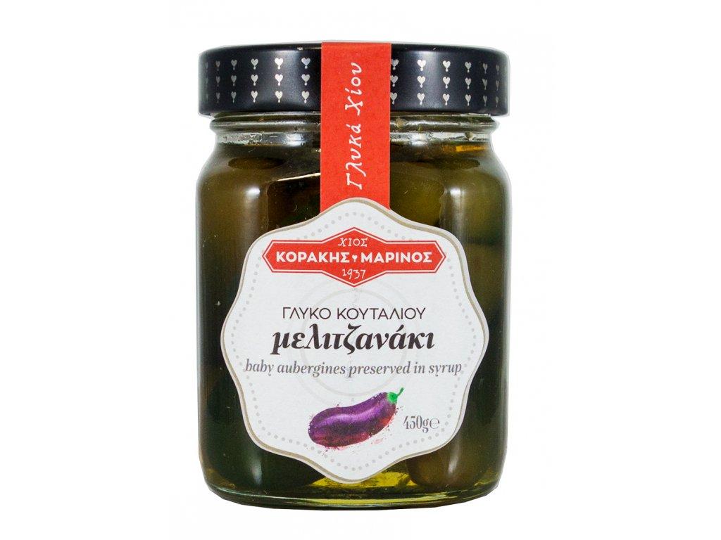 Korakis Marinos mini lilky v sirupu Greek Market