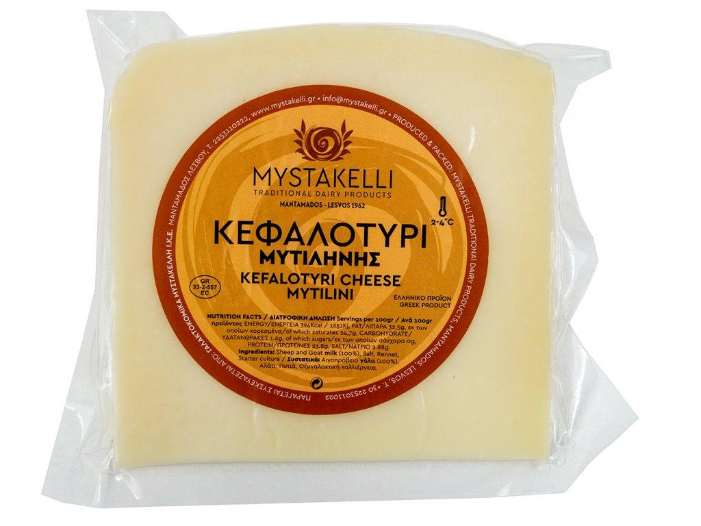 Kefalotyri z ovciho a koziho mleka Mystakelli Greek Market