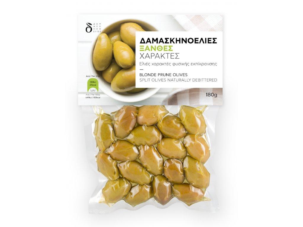 Zelene olivy prune GreekMarket