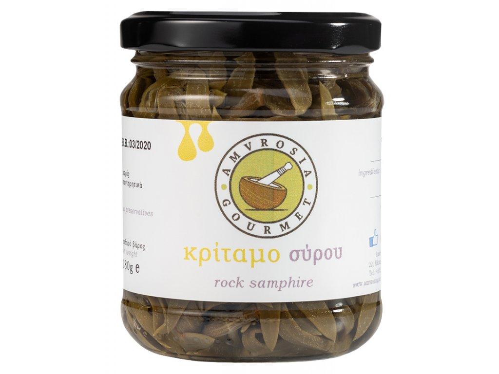 Amvrosia Gourmet kritamo motar primorsky ze Syrou Greek Market