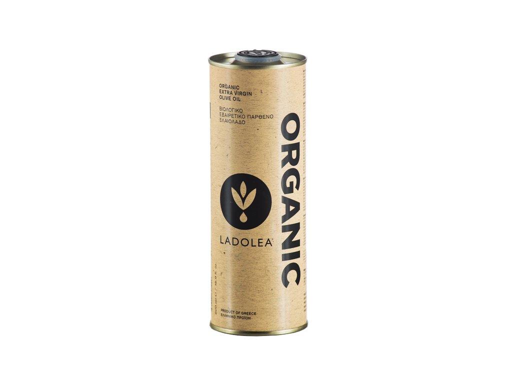 Ladolea BIO extra panensky olivovy olej Patrinia 500ml Ladolea