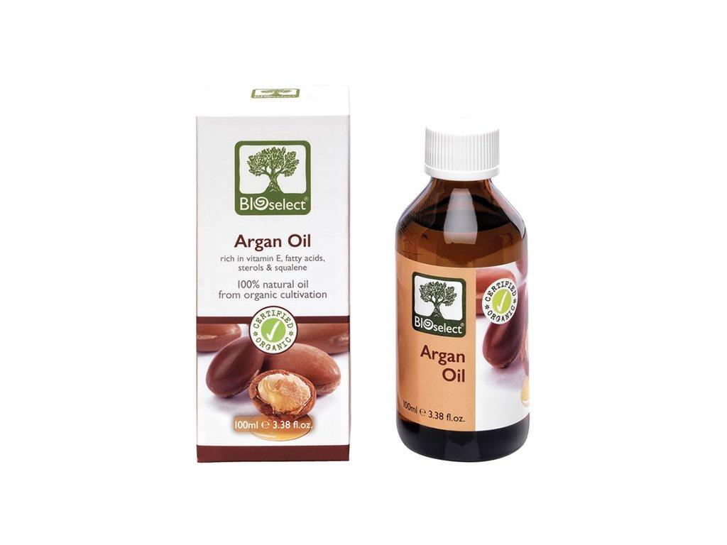 BIOselect BIO arganový olej GreekMarket