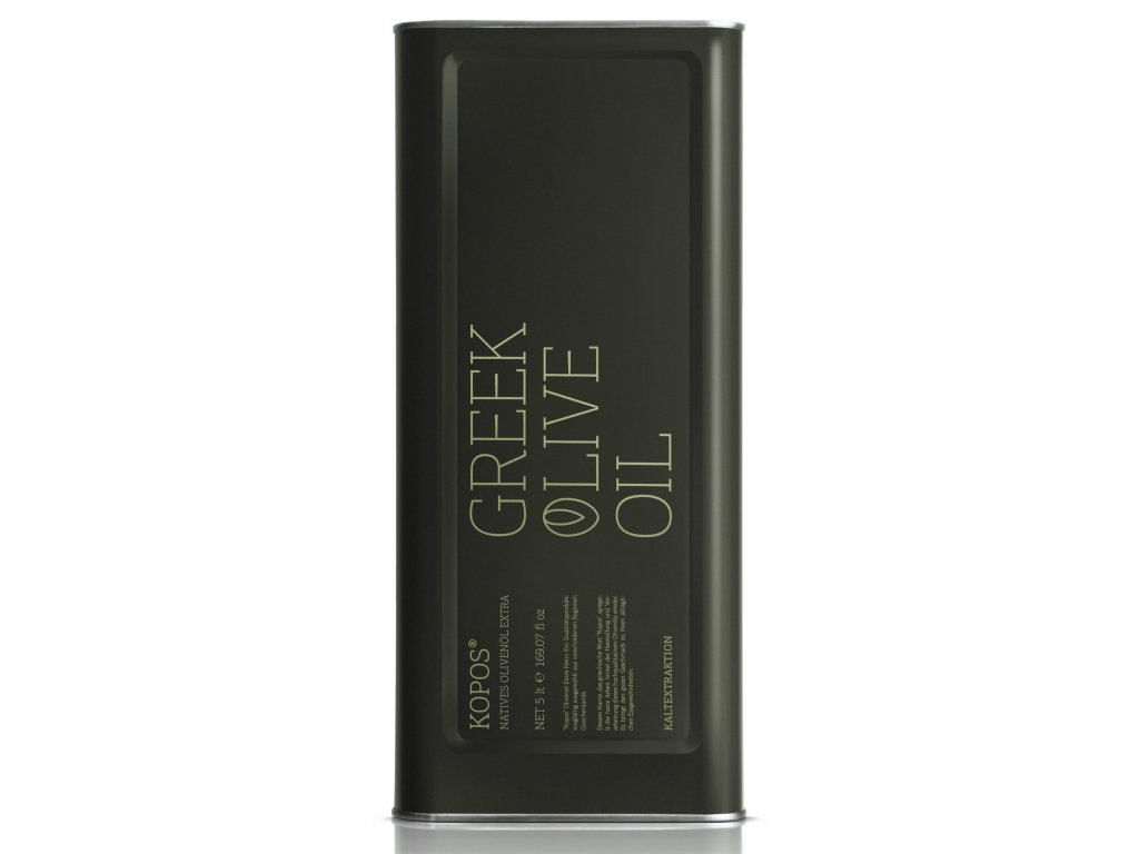 Kopos 5l extra panensky olivovy olej GreekMarket