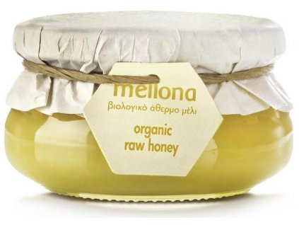 Mellona BIO raw med Greek Market
