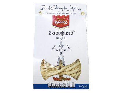 Melko domaci testoviny Skioufikto z Krety GreekMarket