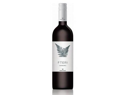 Troupis FTERI agiorgitiko cervene suche vino GreekMarket