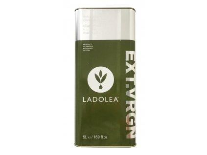 Ladolea extra panensky olivovy olej koroneiki 5l Greek Market