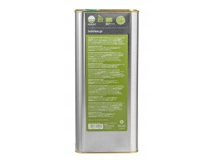 Ladolea BIO extra panensky olivovy olej koroneiki 5l Greek Market