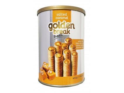 Golden Break trubicky se slanym karamelem GreekMarket