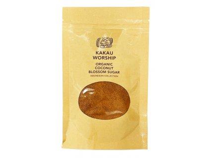 Kakau BIO cukr z kokosovych kvetu z Indonesie GreekMarket