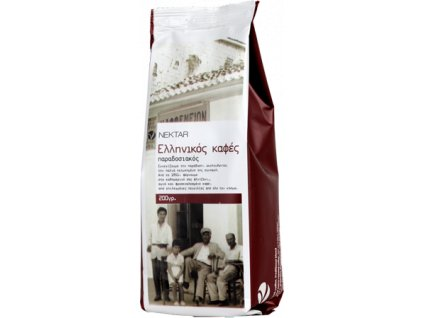 Řecká káva tradiční 250 gr NEKTAR
