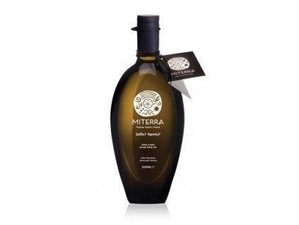 Extra panenský olivový olej SELECTED HARVEST 500ml Miterra