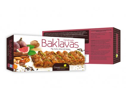 Baklavas FIG 240gr 2015