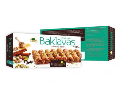 Baklavas pistachio honey 240gr 2015(1)