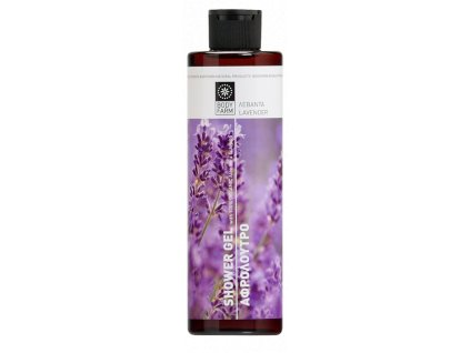 shower lavender SMALL