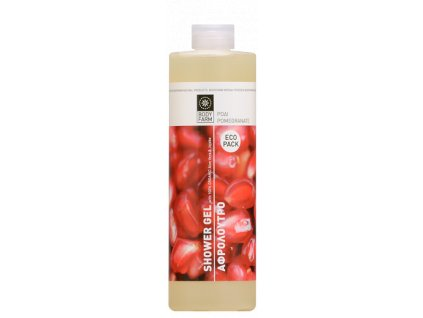 500ml shower pomegranate Small
