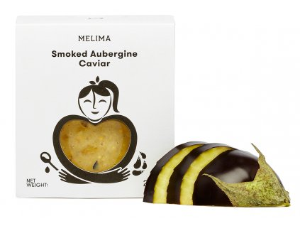 Melima Smoked Aubergine Caviar