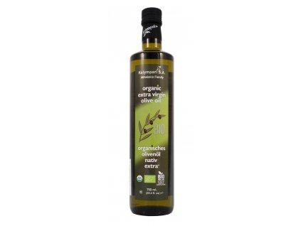 Extra panenský BIO olivový olej Kolympari S.A. 750ml sklo