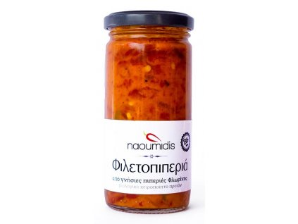 Grilovana cervena paprika florina Naoumidis Greek Market