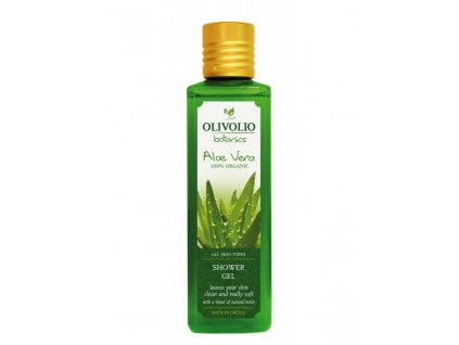 oliv botanics showergel small
